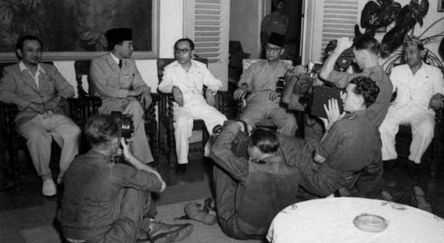 Peristiwa Menjelang Proklamasi Kemerdekaan Indonesia