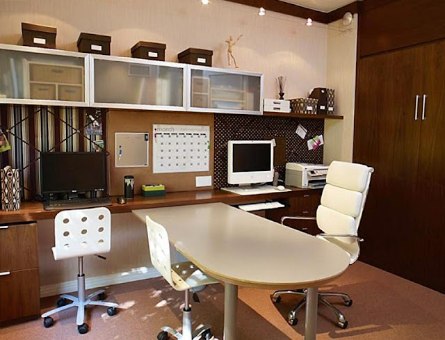 best home office desk custom design ideas