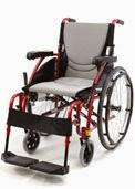 Karma S-Ergo 115 Wheelchair