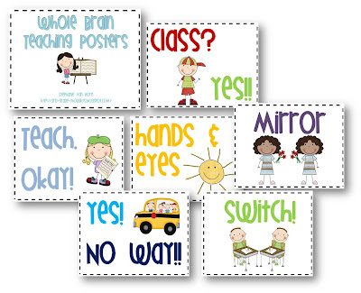 Include clip art and have different color fonts they would be perfect for  primary classroom or any implementing whole brain teaching also may rd grade thoughts rh rdgradethoughts