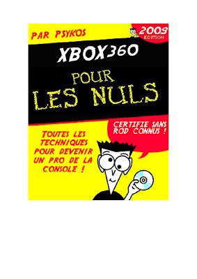 la book team la xbox 360 pour les nuls