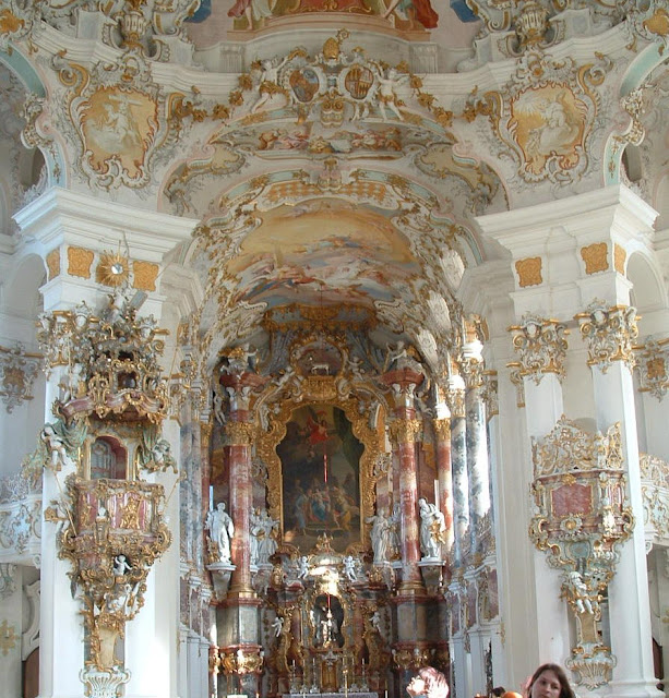 Rooms: Tourist Attraction In Germany
