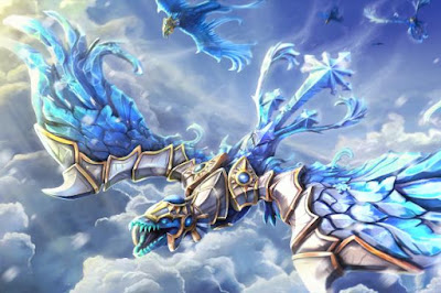Winter Wyvern – Frostheart