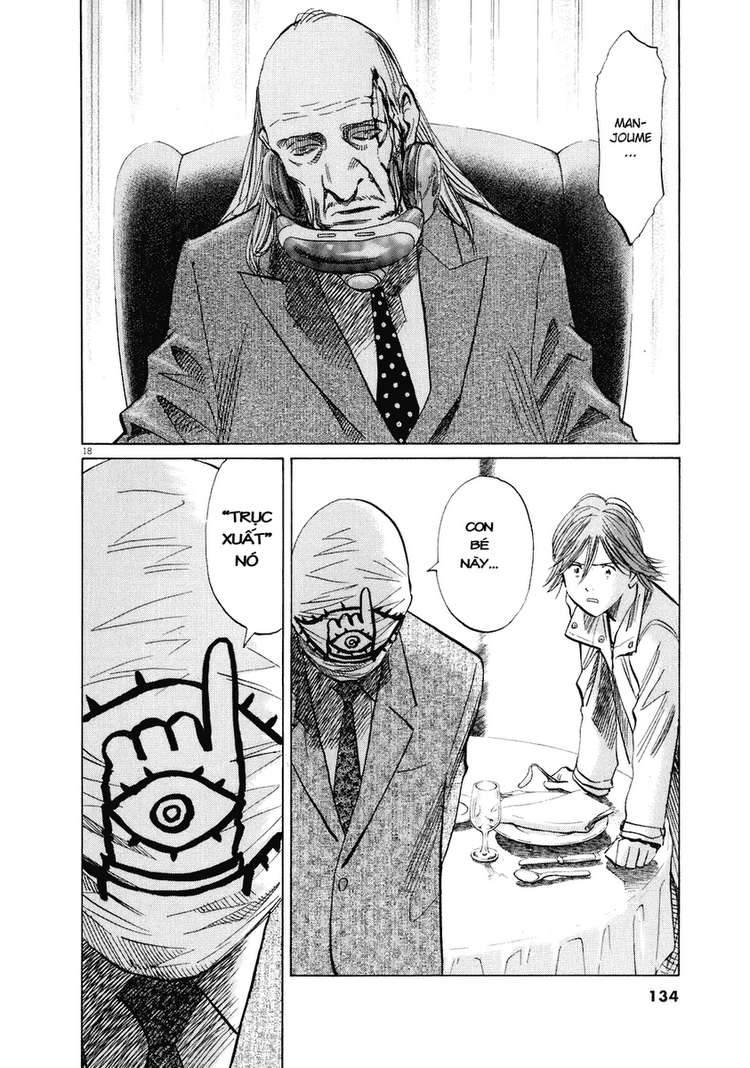 20th Century Boys chapter 221 trang 35