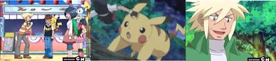 Pokémon - Capítulo 35 - Temporada 12 - Audio Latino