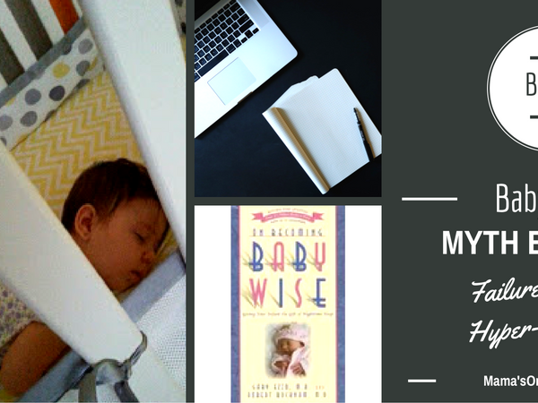 Babywise Isn't Imposing A Schedule, It's Learning the Ideal Schedule