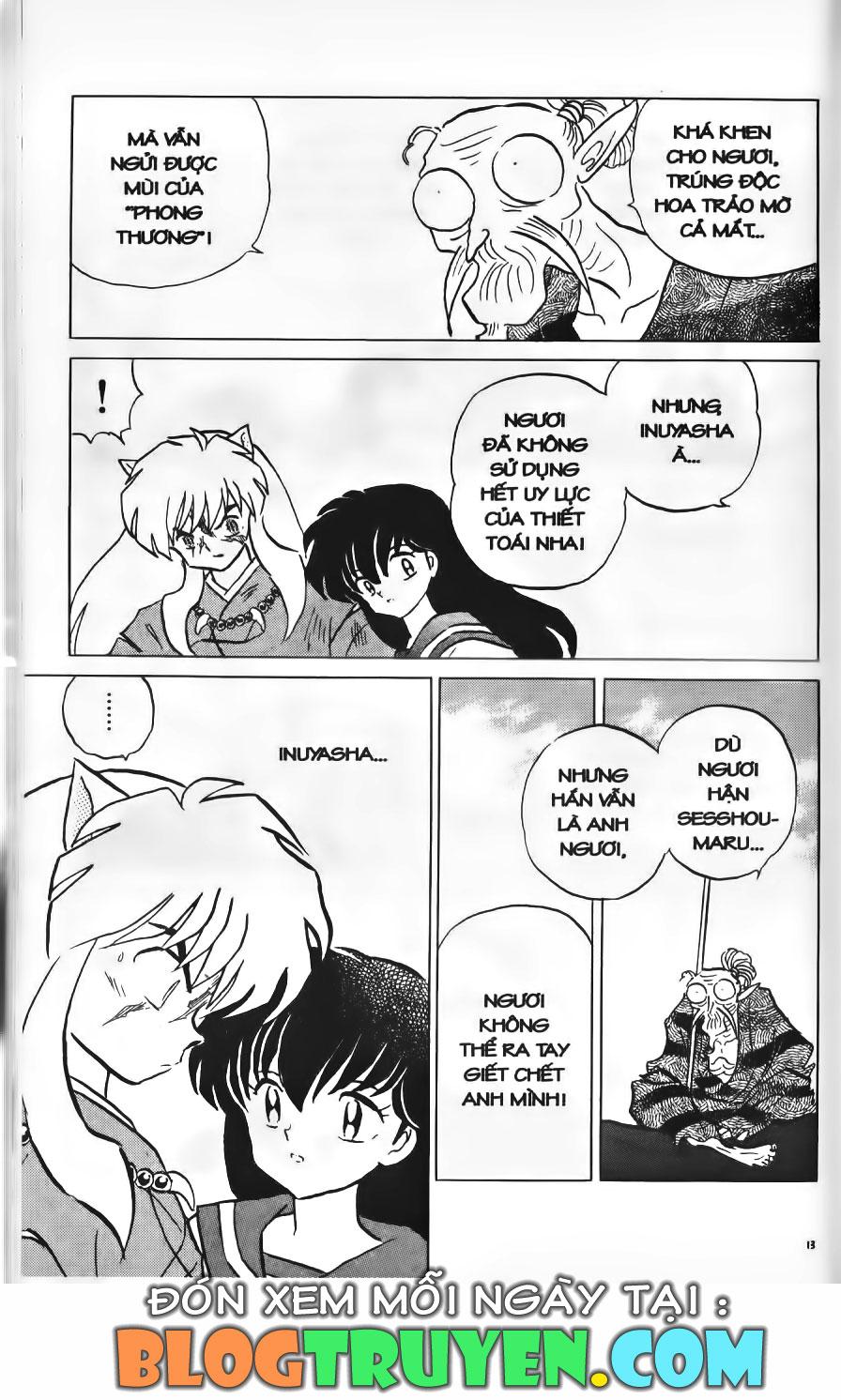 Inuyasha vol 14.1 trang 12