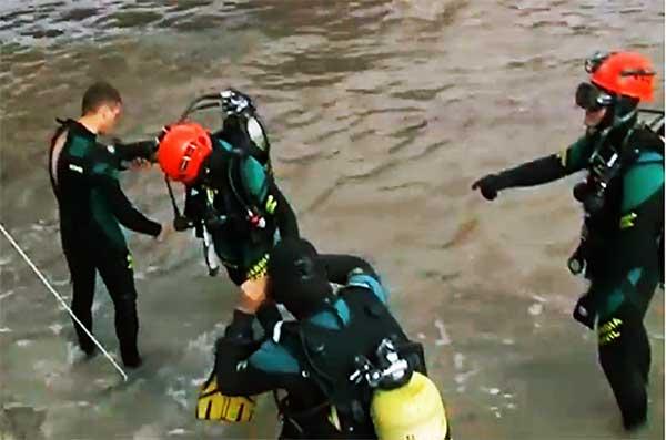 Encuentran el cadáver del niño desaparecido en las inundaciones de Mallorca
