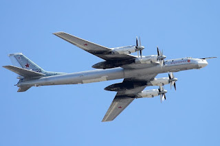 Des bombardiers russes