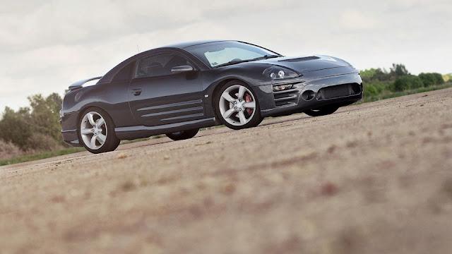 Mitsubishi Eclipse 3G, D50, usportowione coupe, silnik V6