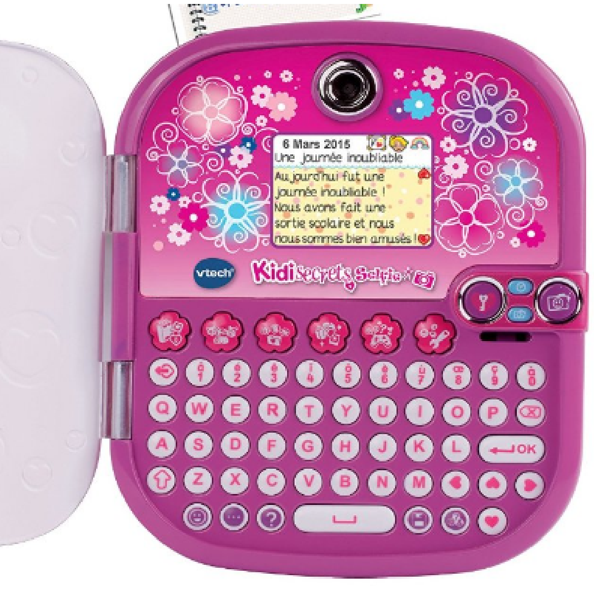 agenda electronique vtech