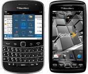 Sprint BB Bold 9930, Torch 9850 coming this fall