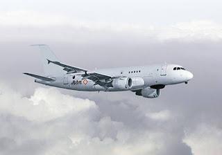A-320 MPA: Patrulheiro Maritimo europeu deve sair do papel