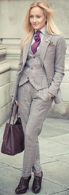 sartorial, tailored, Inés de la Fressange, Grace Jones, Chanel, Karl Lagerfeld, Suits and Shirts, sastrería, lifestyle, Esther Quek, Donya Patrice, woman, moda mujer, Sara Ann Murray,