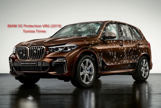 New car BMW x5 (2019)