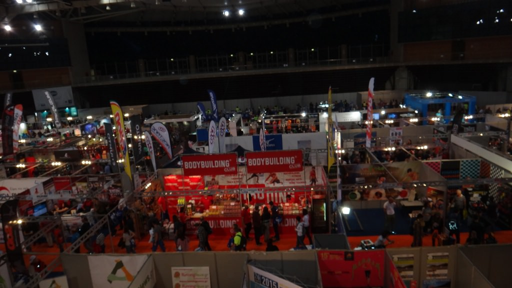 Expo da Maratona de Atenas