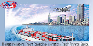 The best International Freight Forwarder service provider