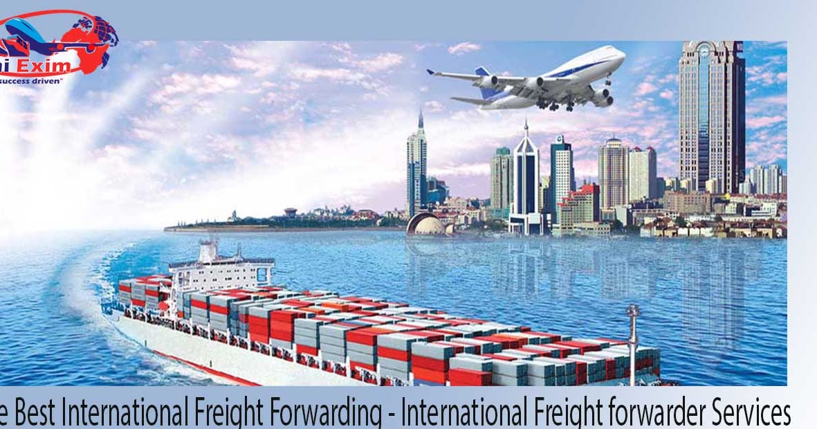 The best International Freight Forwarder service provider, supplier