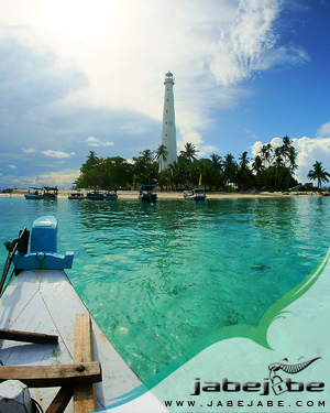 One Day Tour Lengkuas Island Belitung