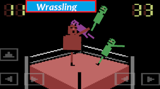 wrassling andoid game