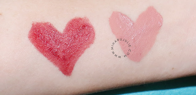 NYX Cosmetics Lingerie Liquid Lipsticks review