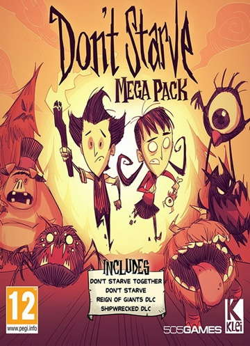 Don't Starve Together : A New Reign PC Full + Mod Español