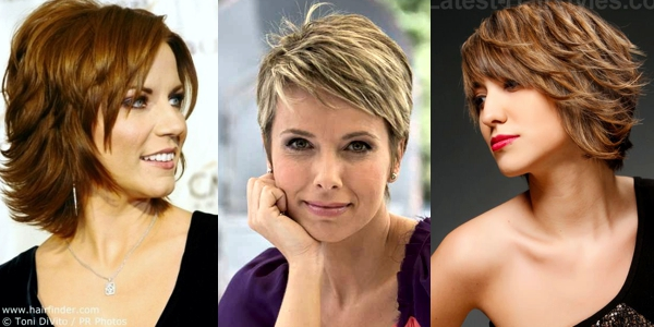 Hairstyle Suggestions For Women Over 45!