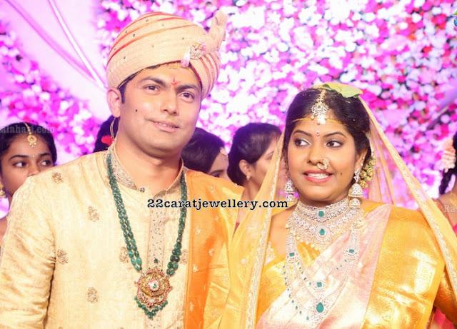 Shyam Sunder Reddy Daughter Wedding