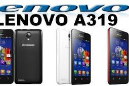 Cara Flash Lenovo A319 di Jamin 100% Sukses