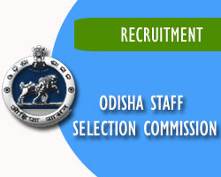 Odisha Staff Selection Commision News
