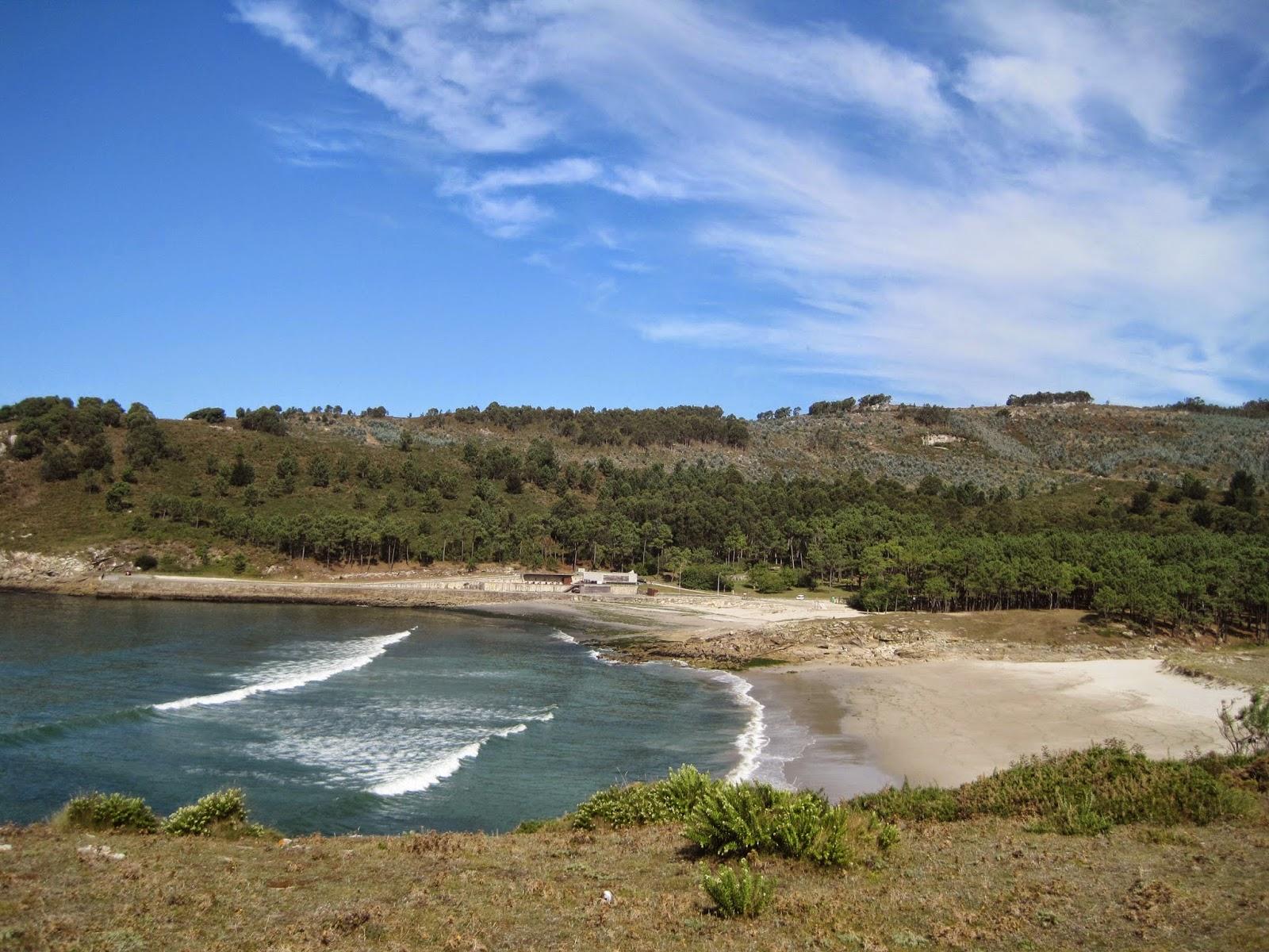 Playa de Balarés en Ponteceso