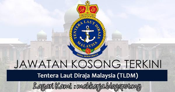 Tentera Laut DiRaja Malaysia Logo Mehkerja