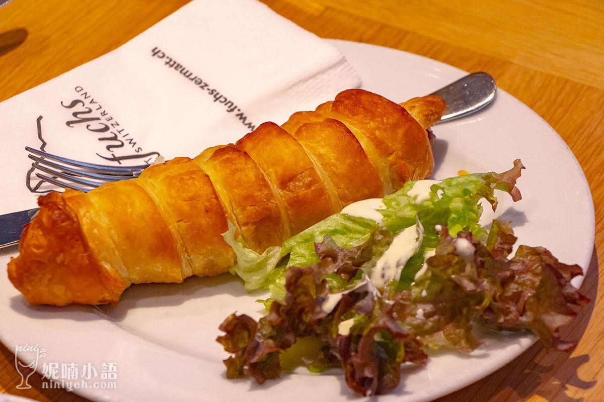 【瑞士策馬特美食】Bäckerei Fuchs Zermatt。策馬特名店福克斯烘焙坊