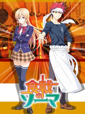 Shokugeki no Soma Segunda Temporada