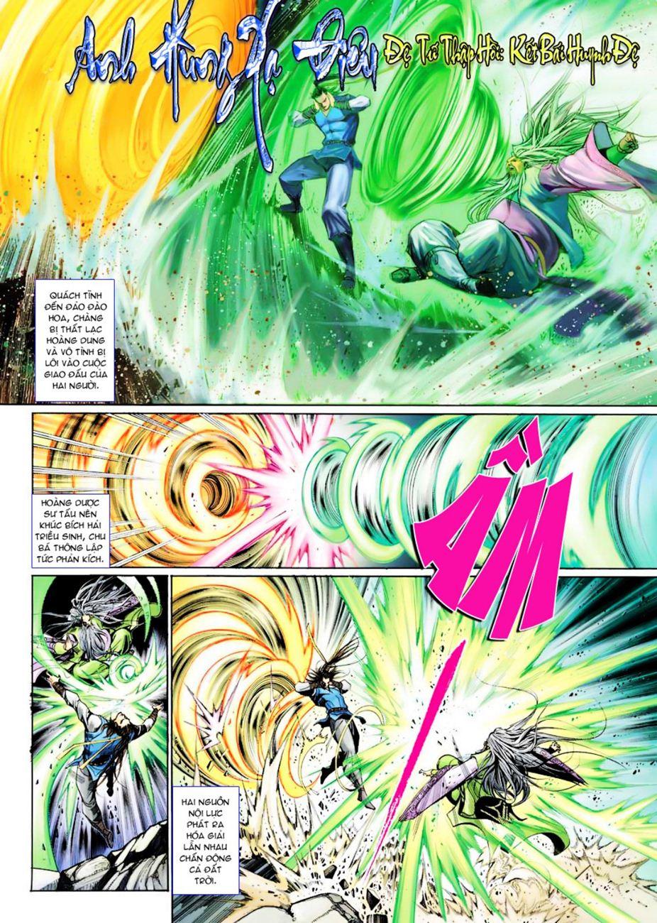 Anh Hùng Xạ Điêu anh hùng xạ đêu chap 40 trang 4