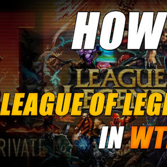How To Run League Of Legends In WTFast ★ WTFast Tutorial
