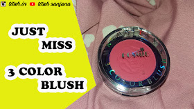 JUST MISS 3 COLOR BLUSH
