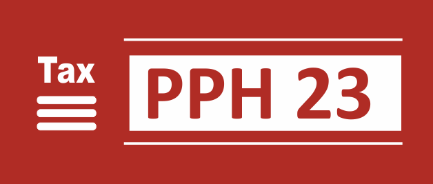 Pph Pasal 23 Tarif Cara Hitung Lapor Mengisi Bukti Potong