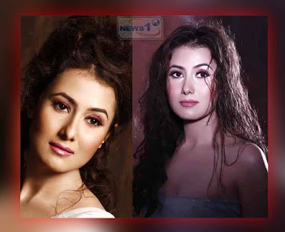 Iranian Actress, Sareh, Madhubala, Madhuri Dixit, Hai Apna Dil Toh Awara