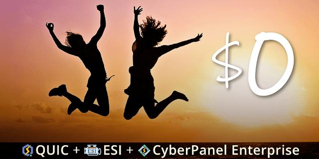 Install CyberPanel di CentOS 7