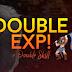 Fim de Semana com Double XP e Skill!