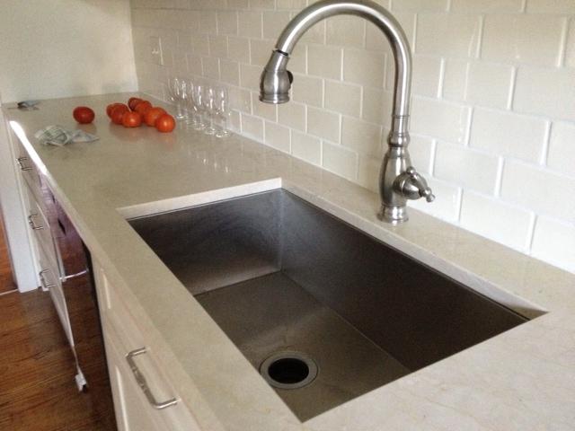 Oversized Kitchen Sinks