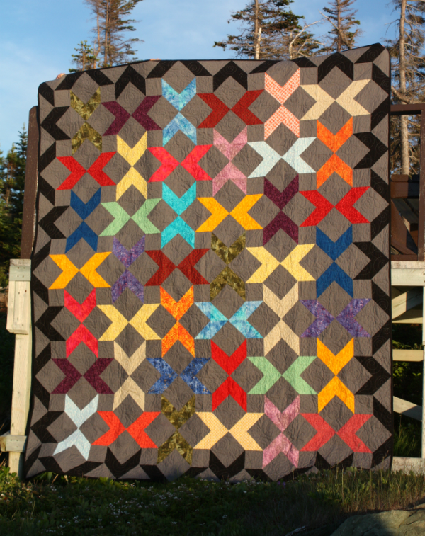 Love Birds Quilt | DevotedQuilter.blogspot.com