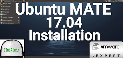 Ubuntu MATE 17.04 Installation