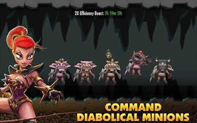 Dungeon Keeper v1.6.83 Mod Apk Unlimited Gems2