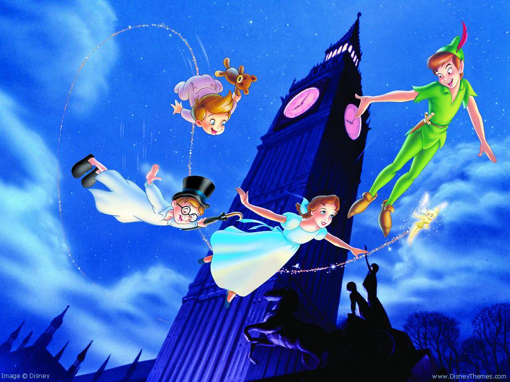 Anime Wallpapers: Peter Pan Wallpapers