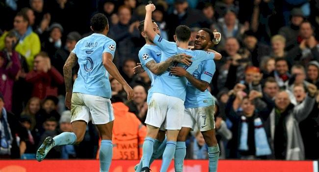 cuplikan gol huddersfield vs manchester city 1-2