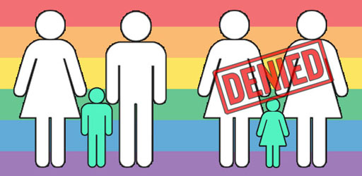 gay adoption in Against