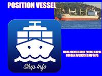 Ship Info : Cara mengetahui posisi dan spesifikasi kapal