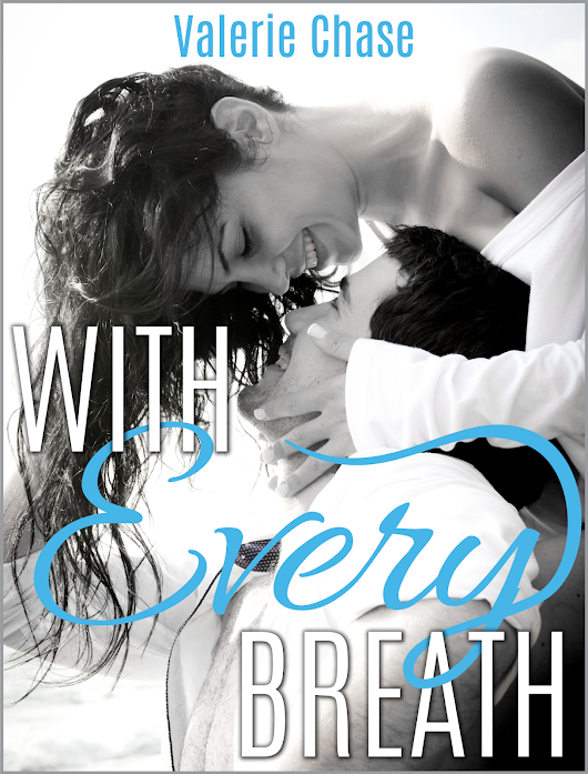 Cover Reveal for WITH EVERY BREATH!